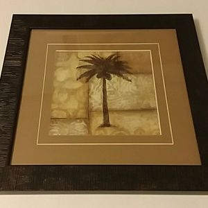 wall art Wall Art - Palm tree picture